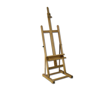 The Venetian is a robust H-frame easel.