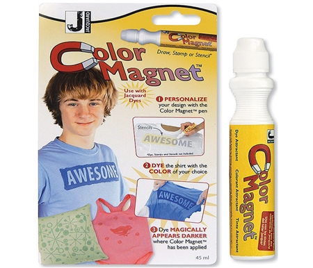Customize your t-shirts in 2 simple steps with this dye kit!