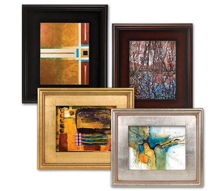 These beautiful Plein Air Frames offer a rich and tasteful accent to a wide range of art styles.