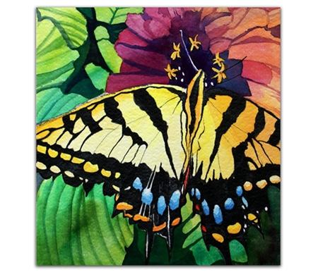 Butterfly Wings by Janet Nunn