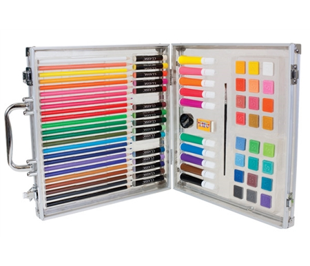 First Impressions Complete Art Studio Set for Kids