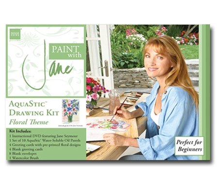 Paint with Jane Drawing Starter Kit