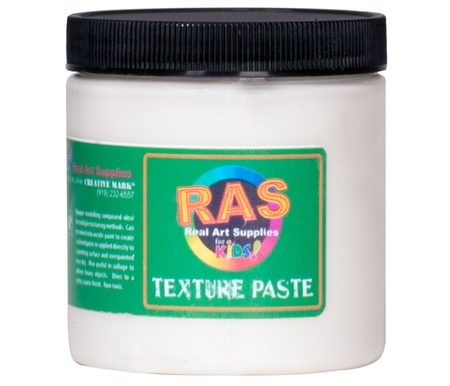 RAS Acrylic Medium for Kids Texture Paste