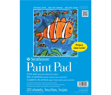 Strathmore 100 Series Kids\' Paint Pad
