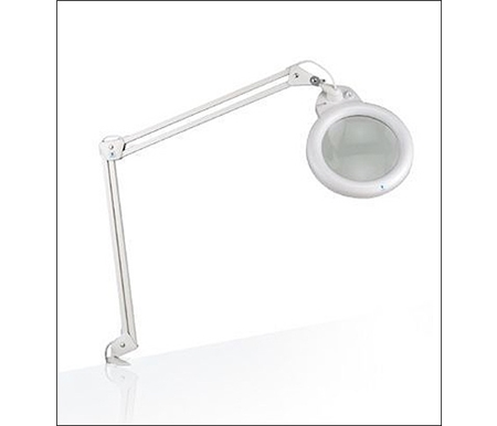Ultra Slim Magnifier Lamp