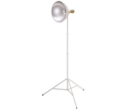 The Testrite Fotolight can extend from being 31 tall to 84 tall!