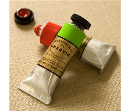 Charvin Extra Fine Oil Colors - Master Oil Paints