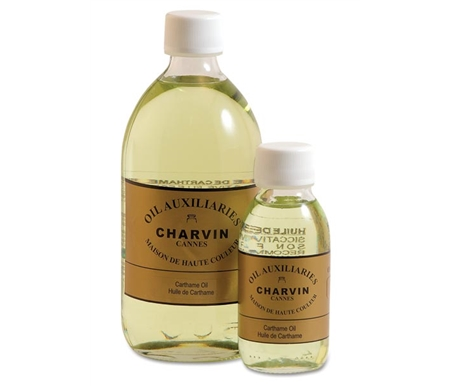 Charvin Carthame Oil (Purified Safflower Oil)