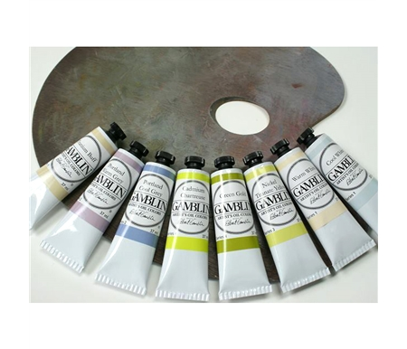 New Gamblin Artist\'s Oil Colors for 2013!