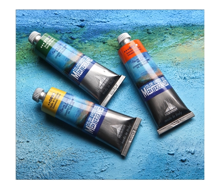 Maimeri Mediterraneo Coarsely Ground Oil Colors