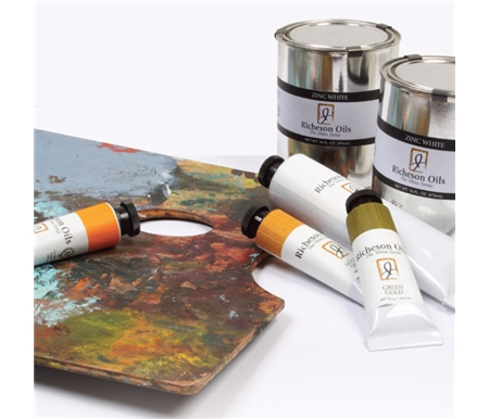 Rich colors, brilliant hues and chemically pure make Richeson Artist Oils the best!