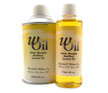 Water-Mixable Modified Linseed Oil