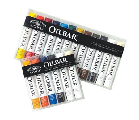 Winser & Newton Artists\' OILBAR Sets