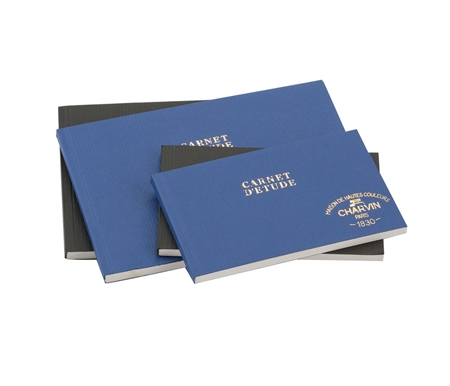 Charvin Sketch Books and Pads