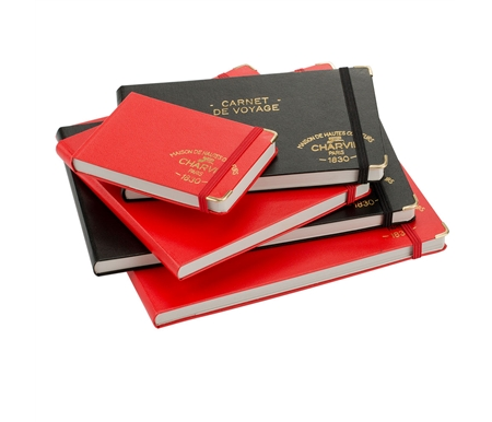 Charvin Leather Sketch Books