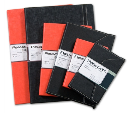 Passport and Passport Elite - The Intelligent Travel Journals!