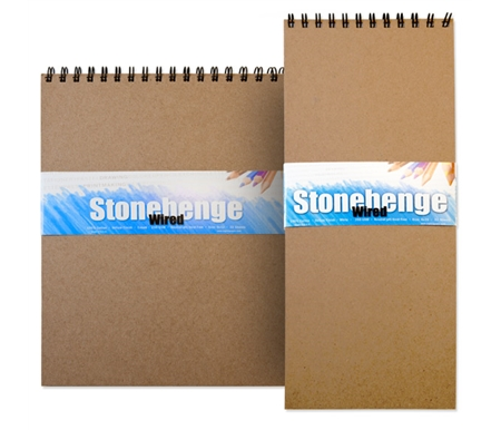 These journals are available with white or cream paper in 5 sizes.