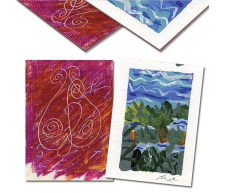 SoHo Artist Trading Cards