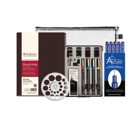 Strathmore Drawing Gift Set