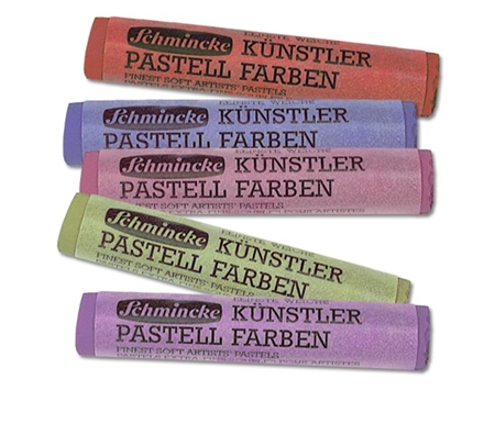 Schmincke Pastels are available in one of the largest color ranges of any brand!