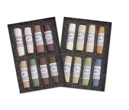 These new sets of Portrait and Plein Air Colors are specially formulated for precise, accurate colors.