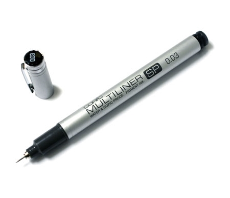 COPIC Multiliner SP Artist Pen
