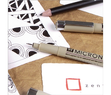 Zentangle Pigma Micron Sets