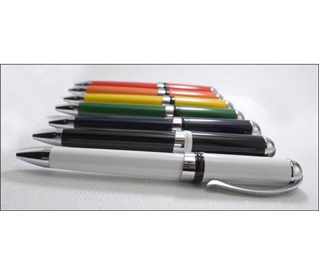 These stylish ballpoint pens have a lovely feel and weight in your hand.