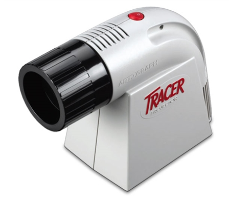The Tracer requires no set up and it is simple to operate.