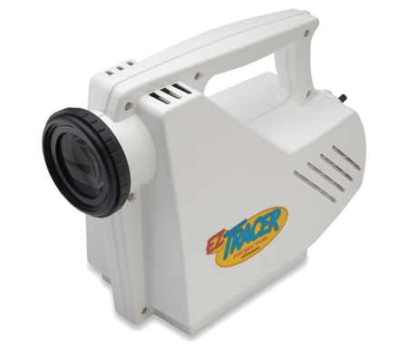 The EZ Tracer is an easy to use art projector for the beginning artist or crafter.