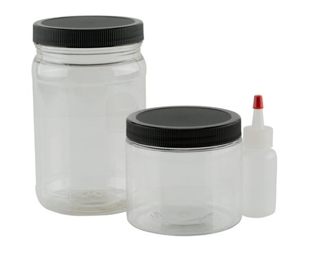 Speedball containers- storage for printing inks and more!