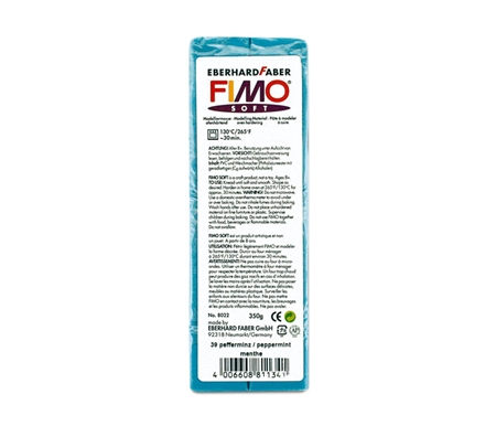Fimo Soft is perfect for children as well as crafters of all skill levels.