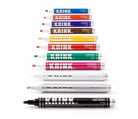 Krink K-42 Opaque Paint Markers