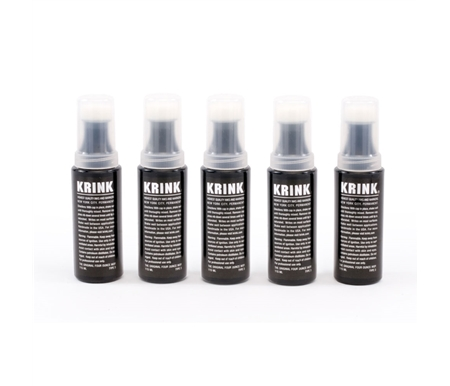 Krink Mop 4 oz. Permanent Opaque Black Ink Markers