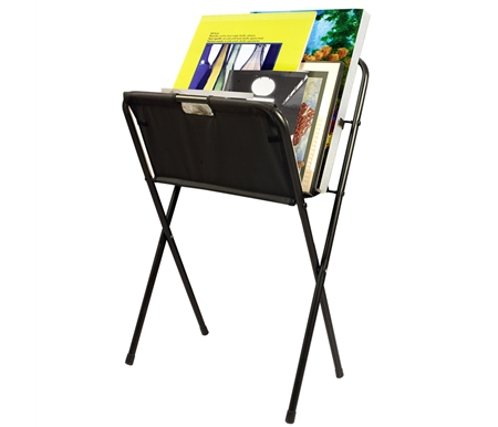 Folding Canvas Print Rack - Medium