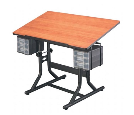 Alvin CraftMaster tables come with a lifetime guarantee!