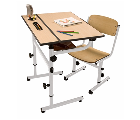 Da Vinci Children's Art Desk - Kids Art Desk