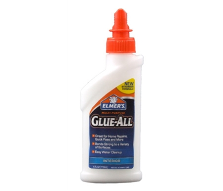 Glue-All 4 oz Bottle