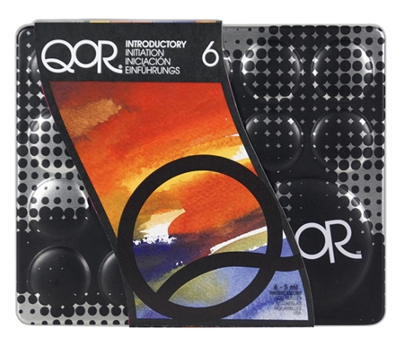 Golden QoR Watercolor Sets
