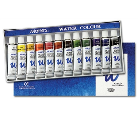 The best value in transparent tube watercolor anywhere!