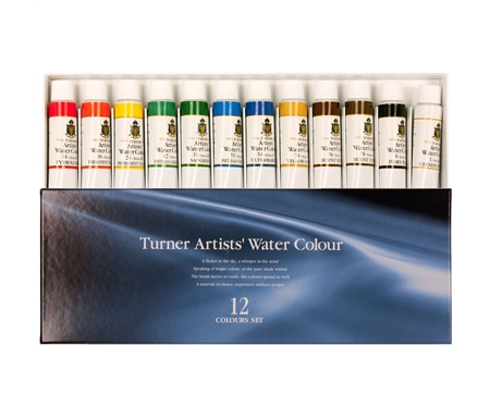 Turner Concentrated Artists' Watercolor Sets
