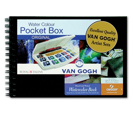 Van Gogh Giftbox Set