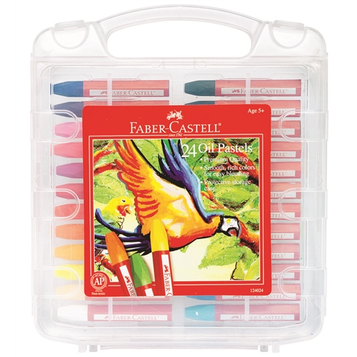 Oil pastels sets for kids!