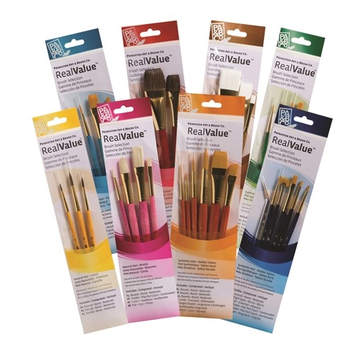 Professional paint brushes at a fraction of the cost!