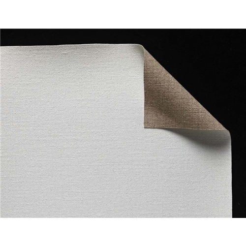 Claessens #15 Single Oil Primed Linen Canvas - Medium Texture