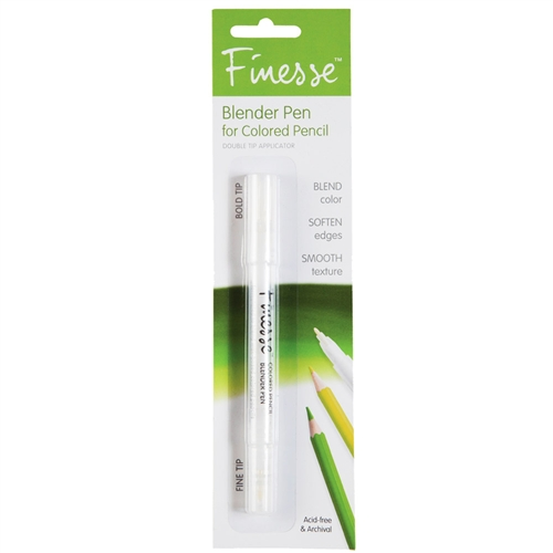 Finesse Blender Pens for Colored Pencils Single Pack