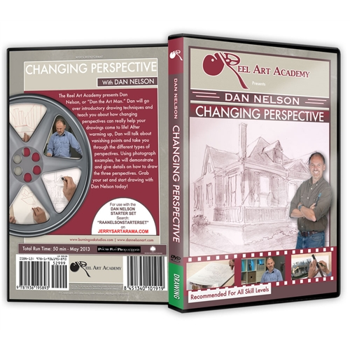 Changing Perspectives DVD with Dan Nelson