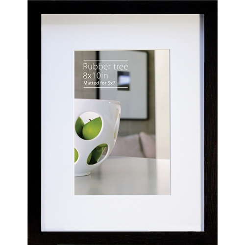 This eco-friendly frame is ready to hang and will reduce your carbon footprint!