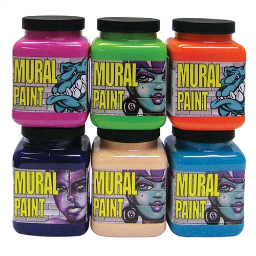 Outdoor equipment jerry 39 39 s outdoor equipment for Chroma mural paint