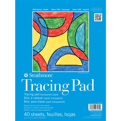 Strathmore 100 Series Kids\' Tracing Paper Pad